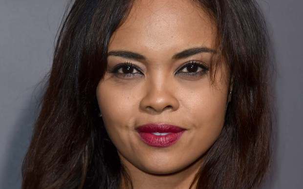 "Actress Sharon Leal of ""Boston Public"" and ""Recovery Road"" is 44. (Associated Press: Jordan Strauss)"
