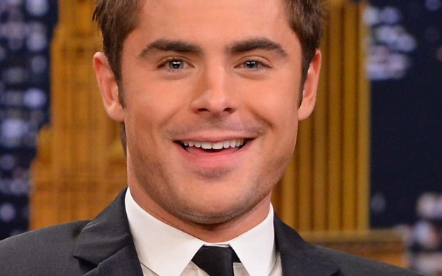 "Actor Zac Efron — ""High School Musical,"" ""17 Again"" — is 29. (Getty Images: Theo Wargo)"