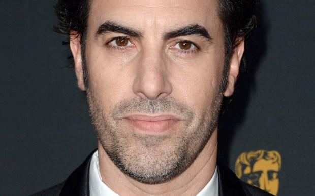 "Actor, comedian and writer Sacha Baron Cohen — ""Da Ali G Show,"" ""Borat"" — is 45. (Getty Images: Jason Merritt)"
