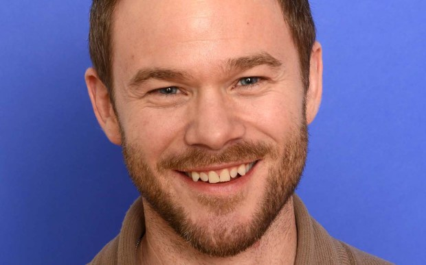 "Actor Aaron Ashmore of ""Smallville"" also is 37 — and one minute older than his actor brother Shawn. (Getty Images: Larry Busacca)"