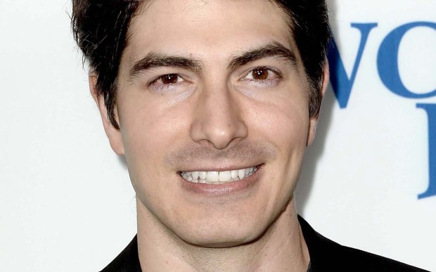 "Actor Brandon Routh of ""Partners"" and ""Superman Returns"" is 37. (Getty Images: Kevin Winter)"