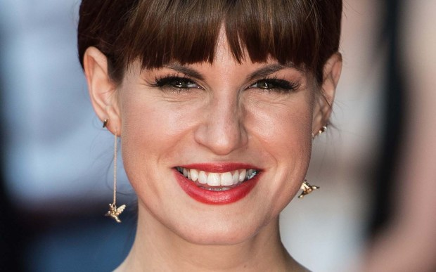 "British actress Jemima Rooper of ""Lost in Austen"" is 35. (Getty Images: Ian Gavan)"