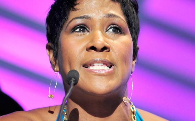 "Actress Terri J. Vaughn — ""All of Us,"" ""The Steve Harvey Show"" — is 47. (Getty Images: Moses Robinson)"