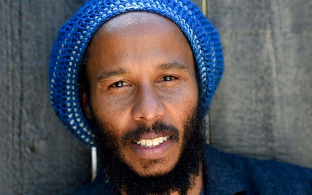 Singer Ziggy Marley is 49. (Associated Press: Chris Pizzello)