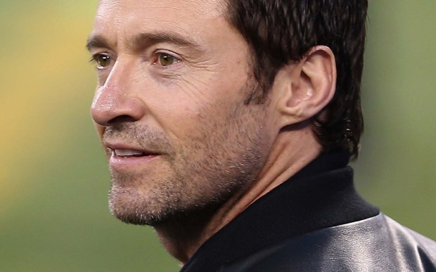 "Actor Hugh Jackman — ""The Wolverine,"" the ""X-Men"" movies, ""Les Miserables"" — is 48. (Getty Images: Christian Petersen)"