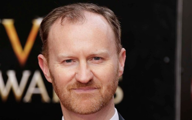 "English actor and writer Mark Gatiss, who co-created ""Sherlock,"" is 50. He also appeared in and has written for the BBC's ""Doctor Who"" and you might also have caught him in ""Absolutely Fabulous: The Movie."" (Associated Press: Joel Ryan)"