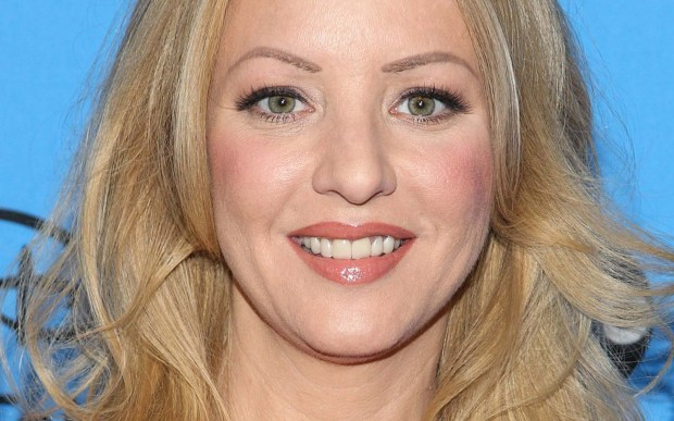 """Actress Wendi McLendon-Covey — """"Bridesmaids,"""" """"The Goldbergs"""" — is 48. She'll be in this year's """"A Merry Friggin' Christmas,"""" also starring the late Robin Williams. (Getty Images: Paul A. Hebert)"""