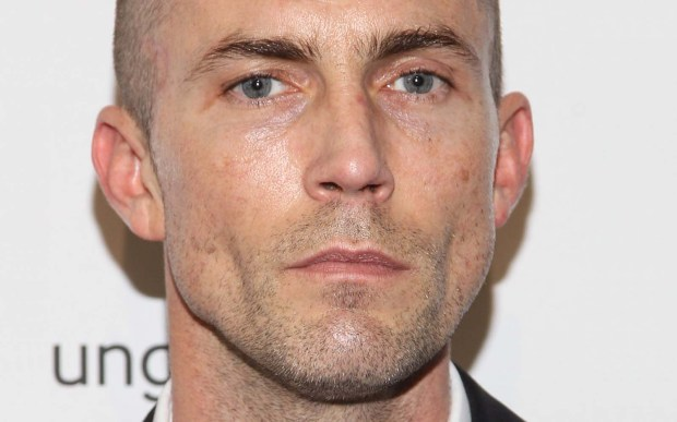 "Actor Desmond Harrington — ""The Astronaut Wives Club,"" ""Dexter"" is 40. (Associated Press: Paul A. Hebert)"