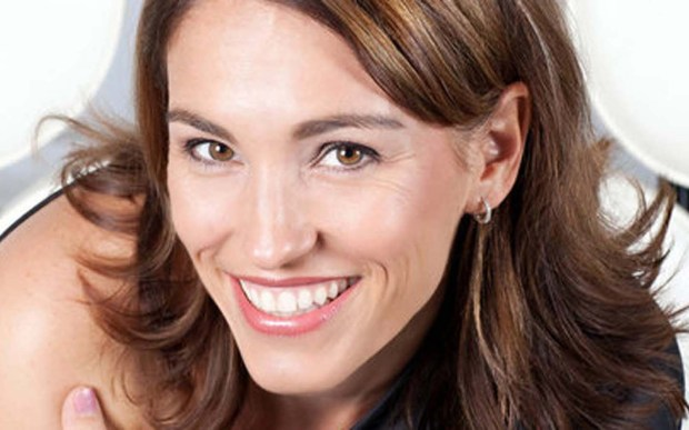 "Actress Amy Jo Johnson — ""Felicity,"" ""Mighty Morphin Power Rangers"" — is 46. (Courtesy of kentucky.com)"