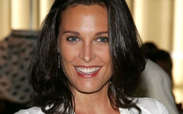 "Actress Erin Daniels of ""The L Word"" is 43. (Getty Images: Frazer Harrison)"