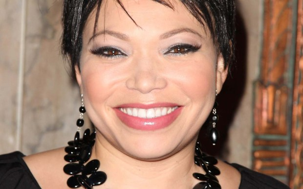 "Actress Tisha Campbell-Martin — ""My Wife and Kids,"" ""Martin"" — is 48. (Getty Images: Angela Weiss)"