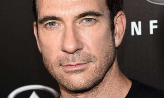 "Actor Dylan McDermott of ""The Practice"" and now the CBS series ""Stalker"" is 53. (Photo by Michael Buckner/Getty Images for INFINITI OF BEVERLY HILLS)"