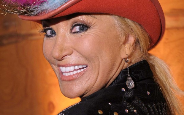 Country singer Tanya Tucker. (Getty Images: Michael Loccisano)