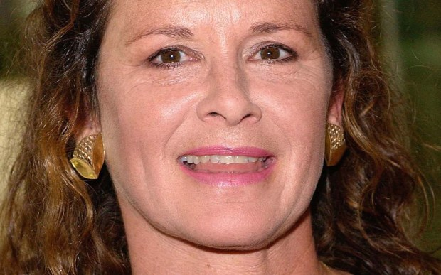"Actress Stephanie Zimbalist of ""Touched by an Angel"" is 60. (Getty Images: Vince Bucci)"
