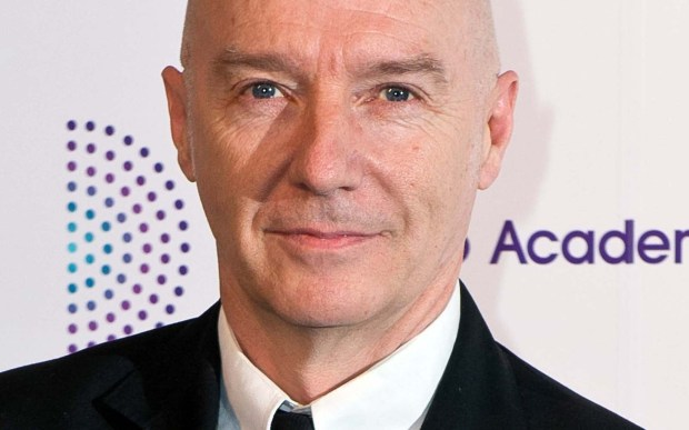 Singer-guitarist Midge Ure is 64. This man in suit and tie played with the 1970s and '80s bands The Rich Kids, Ultravox, Thin Lizzy and Visage. He also helped organize Band Aid and Live Aid, with Bob Geldof. (Getty Images: Ben A. Pruchnie)