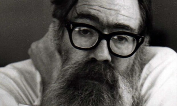 "The late poet John Berryman was born on this day in 1914. The acclaimed University of Minnesota professor won a Pulitzer Prize in 1965 for his collection ""77 Dream Songs."" He died by suicide in 1972, in a jump from the Washington Avenue Bridge into the Mississippi River. (Courtesy of poetryfoundation.org)"
