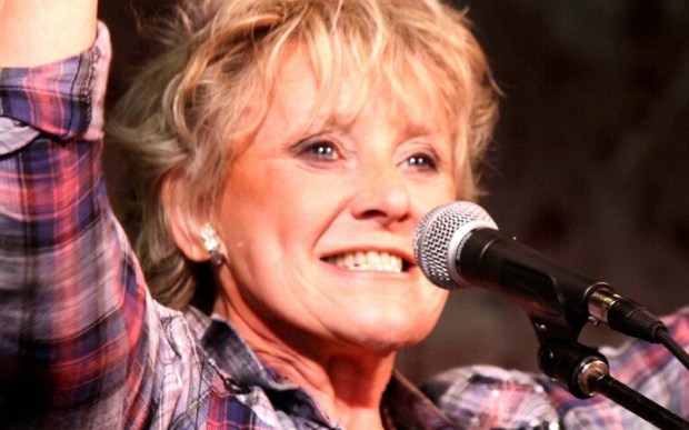 Country singer Lacy J. Dalton is 70. (Courtesy of cmt.com)