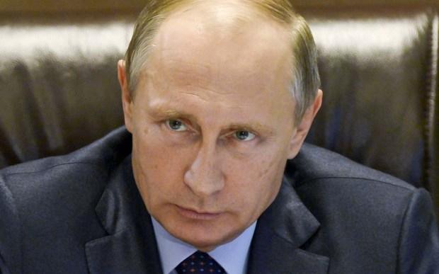 Russian President Vladimir Putin is 64. (Associated Press: Alexei Nikolsky)