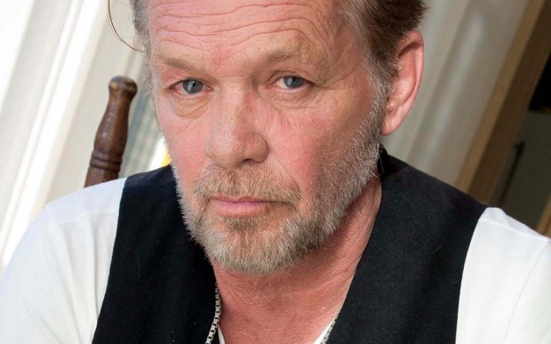 Singer John Mellencamp is 65. He was born in a small town and he lives in a small town, outside Bloomington, Ind. (Associated Press: Amy Sussman)