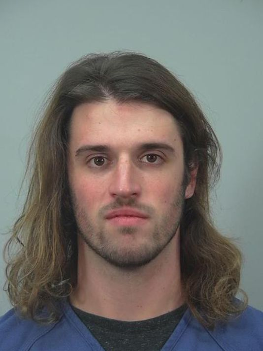 University of Wisconsin-Madison student Alec R. Cook, 20, of Edina has been accused in a series of sexual assaults against other students. (Milwaukee Journal Sentinel via Dane County Jail)