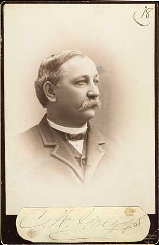 Chauncey Griggs (Courtesy Minnesota Historical Society)