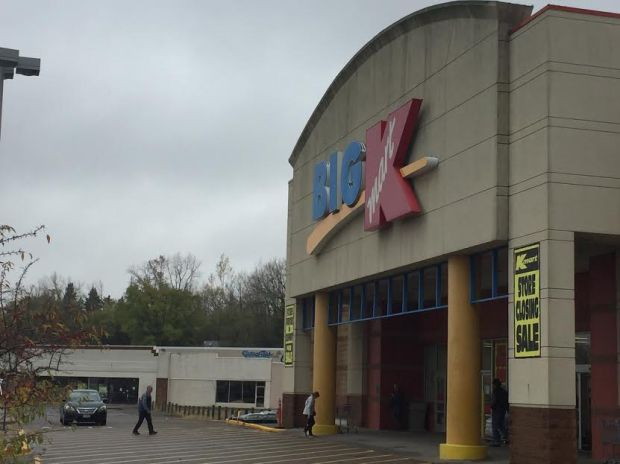 Big Kmart in West St. Paul is closing by the end of the year. (Pioneer Press: Nick Ferraro)