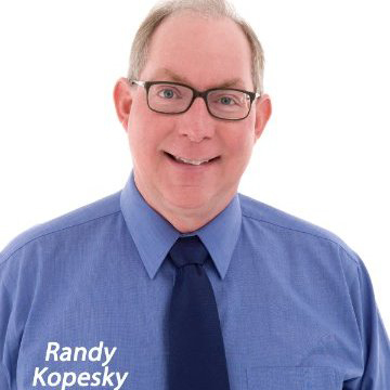 Undated courtesy photo, circa Sept. 2016, of Randy Kopesky of Lakeland Shores, who is a candidate for Mayor of Lakeland Shores in the November 2016 election. (Courtesy photo)