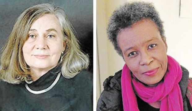 Marilynne Robinson, left, and Claudia Rankine (Courtesy photos)