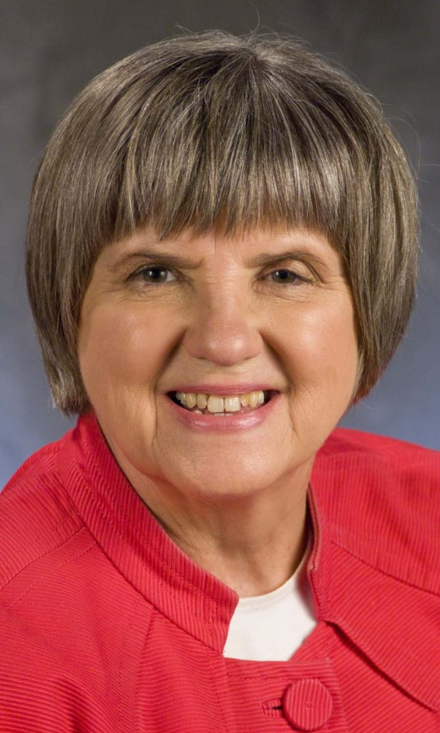 Undated courtesy photo, circa Sept. 2016, of Sandy Masin of Eagan, who is a candidate for Minnesota House of Representatives District 51A in the November 2016 election. (Courtesy photo)