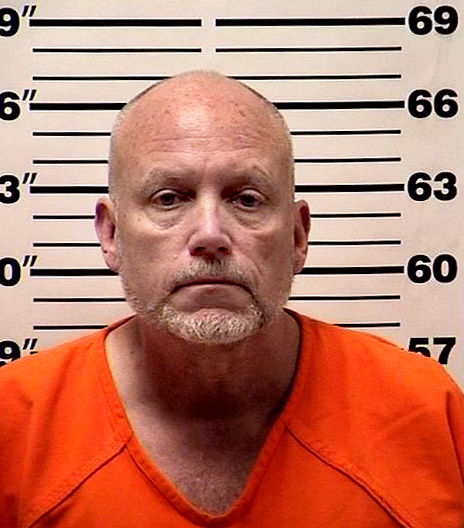 Jon Mark Paquette, pastor at Trinity Lutheran Church in Birchwood, Wis., was arrested on suspicion of burglary Thursday, Oct. 27, 2016, after a search warrant was executed at the church parsonage. Photo courtesy of the Barron County Sheriff's Department.