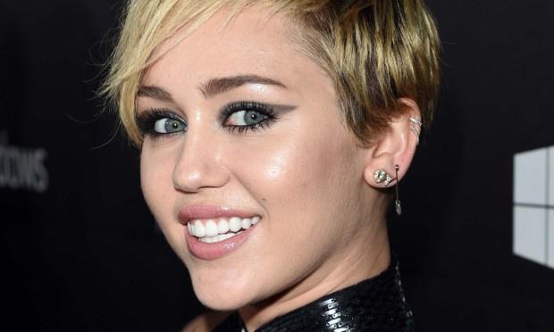 Wild child Miley Cyrus is 24. (Getty Images: Jason Merritt)