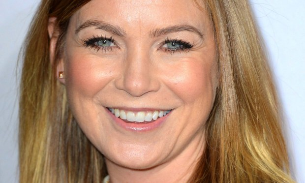 "Actress Ellen Pompeo of ""Grey's Anatomy"" is 46. (Frazer Harrison/Getty Images for PCA)"