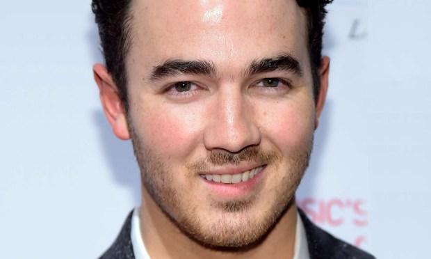 Guitarist Kevin Jonas of the Jonas Brothers is 29. (Getty Images: Michael Loccisano)