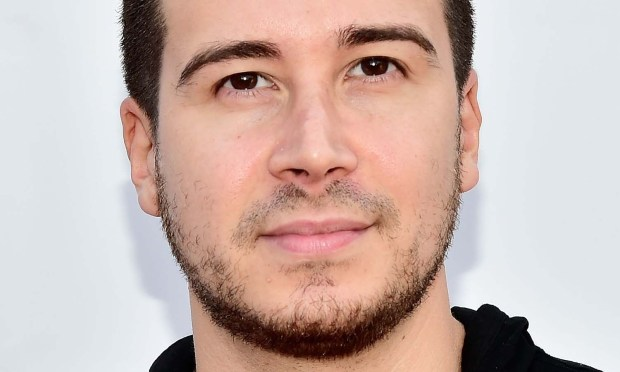 "Vinny Guadagnino of MTV's ""Jersey Shore"" is 25. (Photo by Andrew H. Walker/Getty Images)"