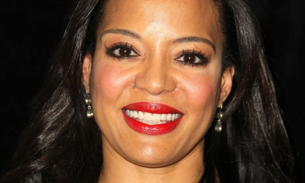 "Actress Lauren Velez of ""Dexter"" is 50. (Photo by Frederick M. Brown/Getty Images)"