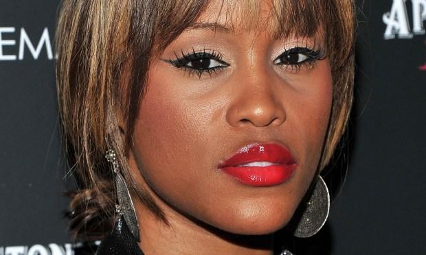 Rapper Eve is 38. (Stephen Lovekin/Getty Images)