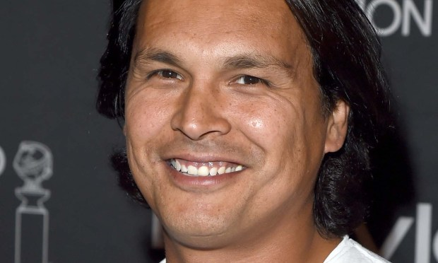 "Actor Adam Beach of ""Flags of Our Fathers"" is 41. (Photo by Jason Merritt/Getty Images)"