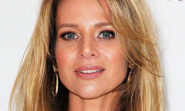 "Actress Jessalyn Gilsig of ""Boston Public"" and ""Glee"" and now ""Vikings"" is 45. (Getty Images: Frederick M. Brown)"