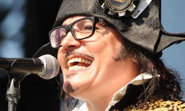 "Singer Adam Ant is 62. Minneapolis musician, writer, producer and Prince pal Andre Cymone collaborated with him on Ant's 1990 album ""Manners and Physique,"" which is heavy on the ""Minneapolis Sound."" (Associated Press: Robb Cohen)"