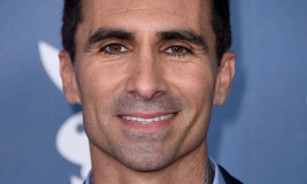 "Actor Nestor Carbonell — ""Bates Motel,"" ""The Dark Knight"" — is 49. (Getty Images: Frazer Harrison)"