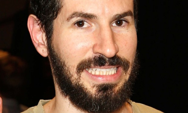 Guitarist Brad Delson of Linkin Park is 39. (Getty Images: Isaac Brekken)