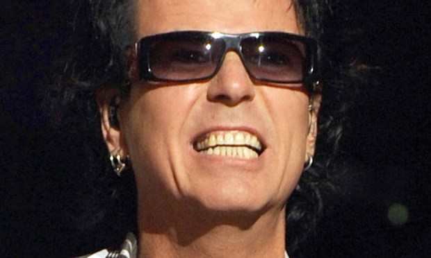 Bassist Bobby Dall of Poison is 51. (Photo by Jeff Daly/Invision/AP)