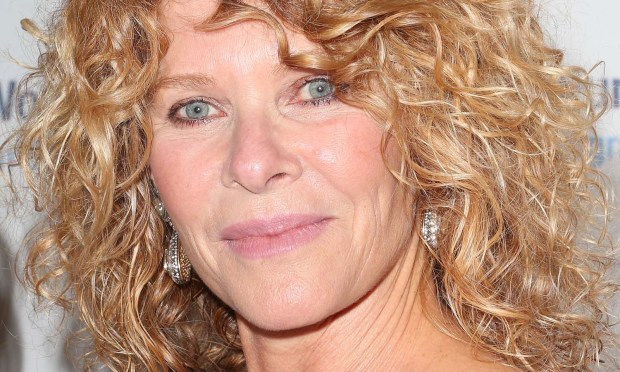 "Actress Kate Capshaw is 62. She's best known for her role as Willie Scott in ""Indiana Jones and the Temple of Doom,"" where she met her husband, director Steven Spielberg. (Getty Images: Frederick M. Brown)"