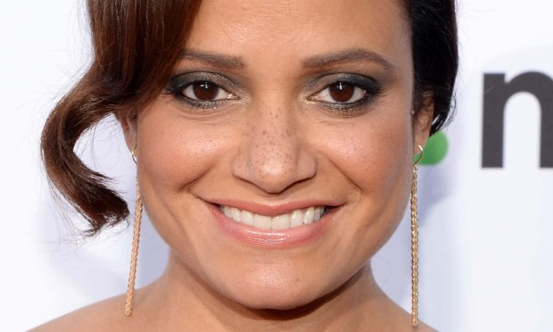 "Actress Judy Reyes of the 2000s sitcom ""Scrubs"" is 49. (Getty Images: Michael Kovac)"