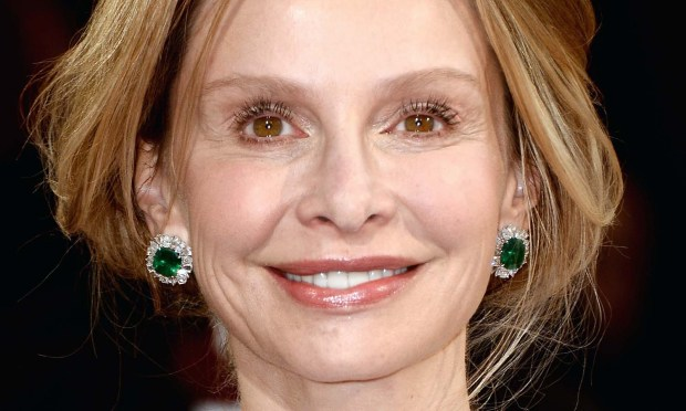Got Botox? Actress Calista Flockhart -- aka Mrs. Harrison Ford -- is 49. (Photo by Frazer Harrison/Getty Images)