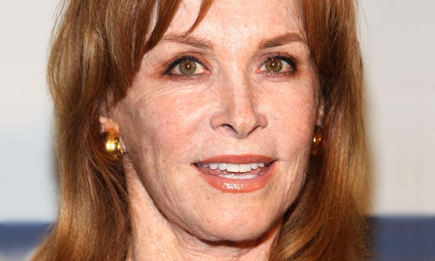Actress Stefanie Powers is 72. (Photo by Paul A. Hebert/Getty Images)