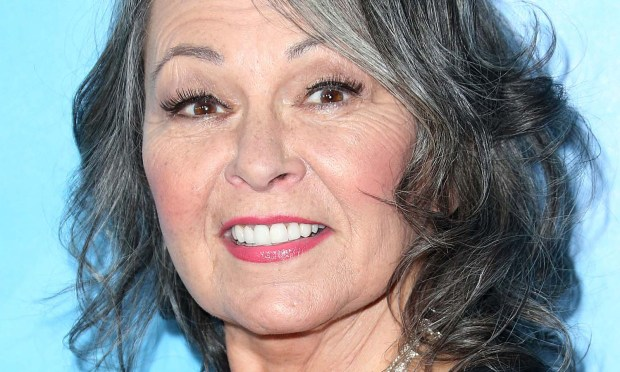 Actress-comedian Roseanne Barr is 64. It was at Minneapolis' Comedy Gallery that she met fellow comic Tom Arnold, who opened for her, and thus began their infamous relationship. (Getty Images: Frederick M. Brown)
