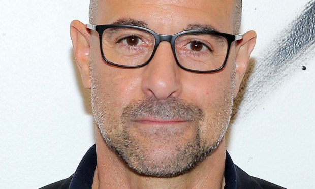 "Actor Stanley Tucci -- ""The Hunger Games,"" ""Big Night,"" ""The Lovely Bones"" -- is 53. (Photo by Jemal Countess/Getty Images)"