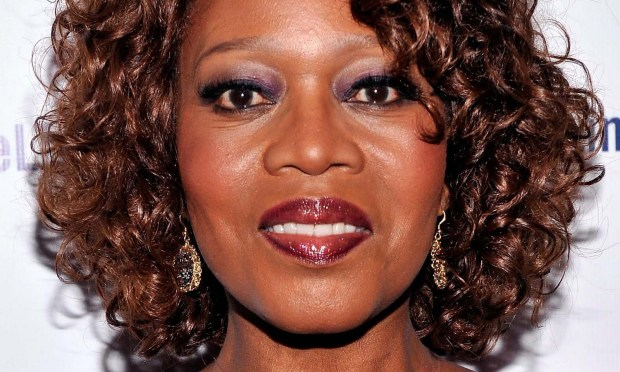 "Actress Alfre Woodard -- seen in 2013'a ""Twelve Years a Slave"" -- is 64. (Getty Images: Stephen Lovekin)"