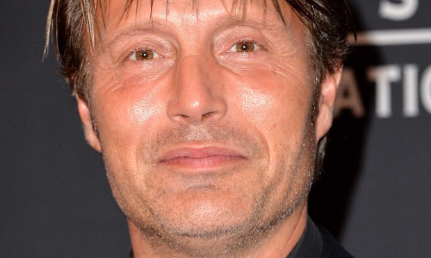 "Danish actor Mads Mikkelsen, star of TV's ""Hannibal,"" is 51. (Getty Images: Alberto E. Rodriguez)"